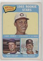High # - Tony Perez, Kevin Collins, Dave Ricketts [Poor]