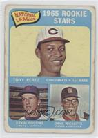 High # - Tony Perez, Kevin Collins, Dave Ricketts [Poor to Fair]