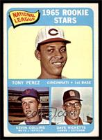 Tony Perez, Kevin Collins, Dave Ricketts [EX]