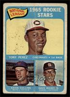 Tony Perez, Kevin Collins, Dave Ricketts [POOR]