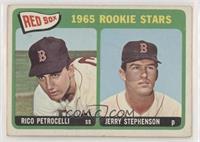 1965 Rookie Stars - Rico Petrocelli, Jerry Stephenson
