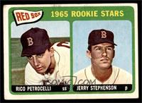 Rico Petrocelli, Jerry Stephenson [FAIR]