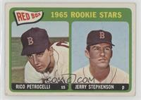 Rico Petrocelli, Jerry Stephenson [Good to VG‑EX]