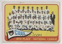 Chicago Cubs Team [Poor]