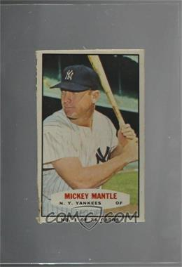 1965 Topps Bazooka - [Base] #1 - Mickey Mantle [Poor]