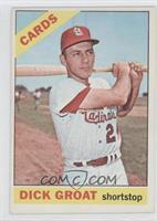 Dick Groat (No trade noted at bottom)
