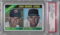 Senators Rookie Stars (Brant Alyea, Pete Craig) [PSA7]