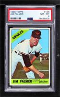 Jim Palmer [PSA 8 NM‑MT]