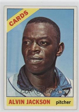 1966 Topps - [Base] #206 - Al Jackson [Good to VG‑EX]