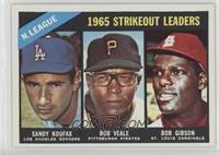 N. League Strikeout Leaders