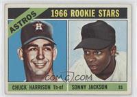 Chuck Harrison, Sonny Jackson