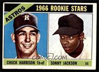 Chuck Harrison, Sonny Jackson [VG]