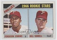 1966 Rookie Stars - Fergie Jenkins, Bill Sorrell
