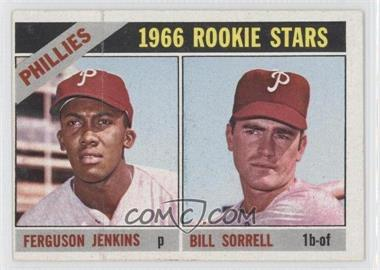 1966 Topps - [Base] #254 - Phillies Rookie Stars (Fergie Jenkins, Bill Sorrell)
