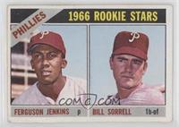 Phillies Rookie Stars (Fergie Jenkins, Bill Sorrell) [PoortoFair]