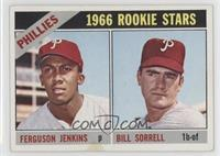 Phillies Rookie Stars (Fergie Jenkins, Bill Sorrell)