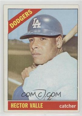 1966 Topps - [Base] #314 - Hector Valle