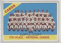 St. Louis Cardinals Team [NoneGoodtoVG‑EX]