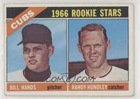 Bill Hands, Randy Hundley [GoodtoVG‑EX]