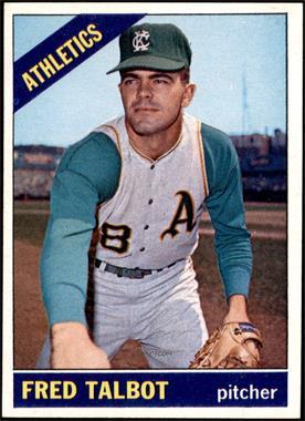 1966 Topps - [Base] #403 - Fred Talbot [NMMT]