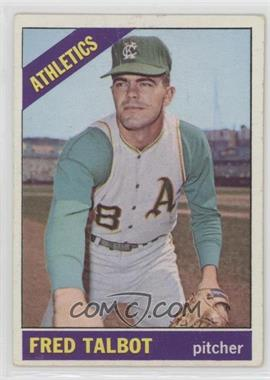 1966 Topps - [Base] #403 - Fred Talbot [Poor to Fair]
