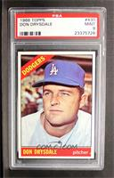 Don Drysdale [PSA 9]