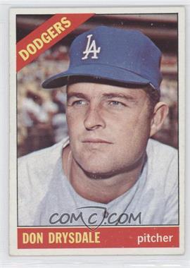 1966 Topps - [Base] #430 - Don Drysdale