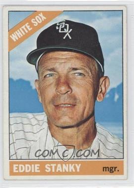 1966 Topps - [Base] #448 - Eddie Stanky