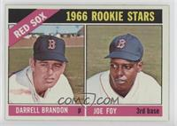 Darrell Brandon, Joe Foy
