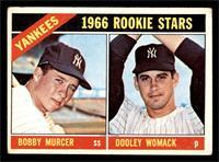 Bobby Murcer, Dooley Womack [GOOD]