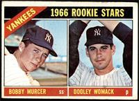Bobby Murcer, Dooley Womack [VG]
