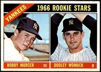 Bobby Murcer, Dooley Womack [EX]