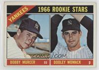 Bobby Murcer, Dooley Womack [Good to VG‑EX]