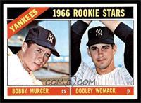 Bobby Murcer, Dooley Womack [NM]