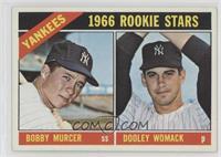 Bobby Murcer, Dooley Womack