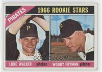 Luke Walker, Woodie Fryman [GoodtoVG‑EX]