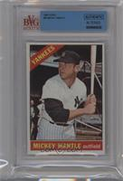Mickey Mantle [BVG Authentic Altered]