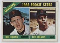 Bob Barton, Tito Fuentes [GoodtoVG‑EX]