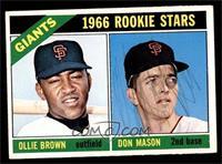 Ollie Brown, Don Mason [FAIR]