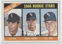 White Sox Rookies (Lee Elia, Dennis Higgins, Bill Voss) [Good to VG&#…