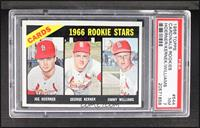 George Kernek, Jimy Williams, Joe Hoerner [PSA 7]