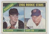 High # - Al Closter, Casey Cox [NoneGoodtoVG‑EX]