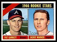 Rookie Stars (Pat Garrett, Jackie Warner) [NM]