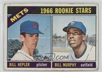 Mets Rookies (Bill Hepler, Billy Murphy) [PoortoFair]