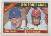 High # - Bart Shirley, Grant Jackson