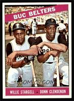Buc Belters (Willie Stargell, Donn Clendenon) [NM]