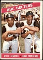 Buc Belters (Willie Stargell, Donn Clendenon) [VGEX]
