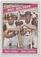 Buc Belters (Willie Stargell, Donn Clendenon)