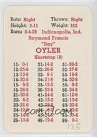 Ray Oyler [PoortoFair]