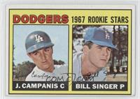 Jimmy Campanis, Bill Singer